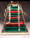Merry Chocolate Christmas Tower