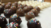 Birthday Cake Truffles (6 pc)