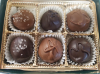 Fall Flavors Truffle Box (6 pc)