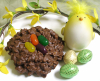 Krispy Rice Nest w/Jelly Beans